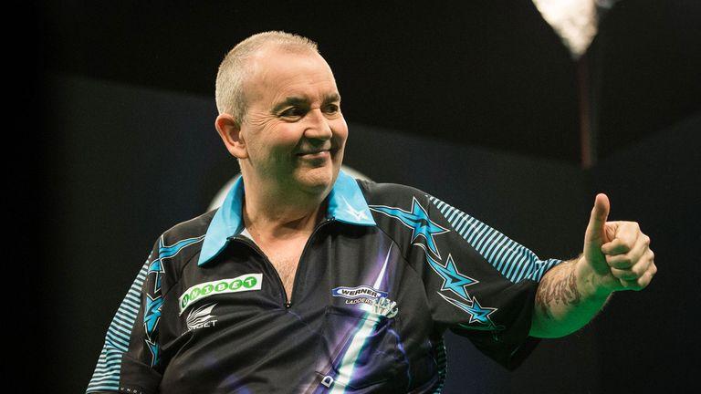 The Power needs to start enjoying his darts again