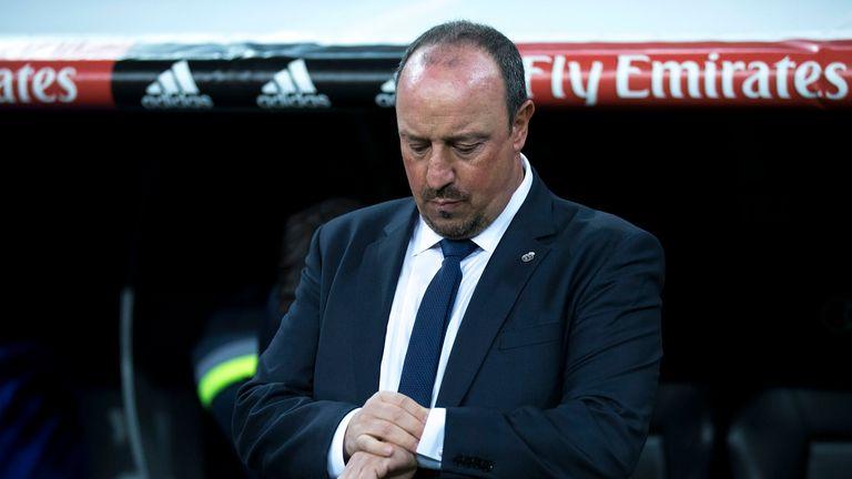 Rafa Benitez has the full support of Real Madrid despite El Clasico defeat