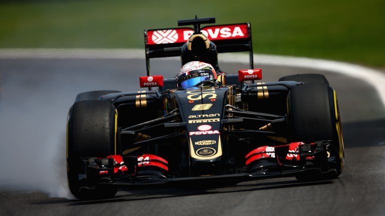 Lotus will finish no higher than sixth in the 2015 Constructors' Championship