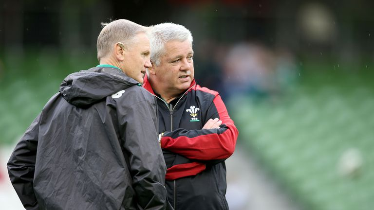 Schmidt and Warren Gatland are favourites to lead the Lions in New Zealand