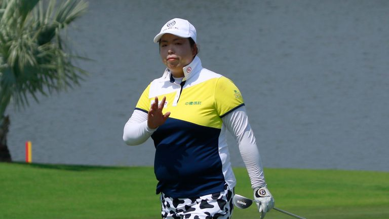 Shanshan Feng is overwhelming favourite to win the LET Order of Merit