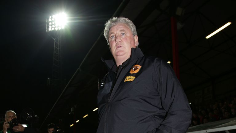 Steve Bruce looking forward to welcoming fellow high-flying Boro to the KC