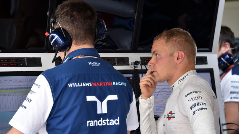 Valtteri Bottas has been handed a three-place grid penalty at Brazilian GP