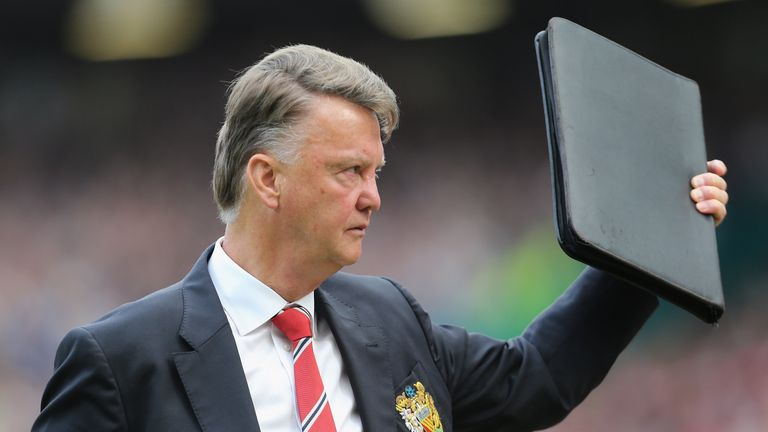 Louis Van Gaal Says Manchester United Philosophy Is To