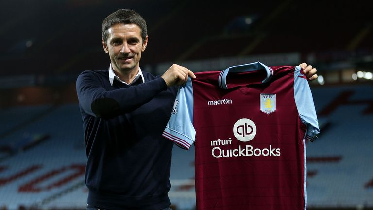 New Aston Villa manager Remi Garde sees his side host Man City on Super Sunday