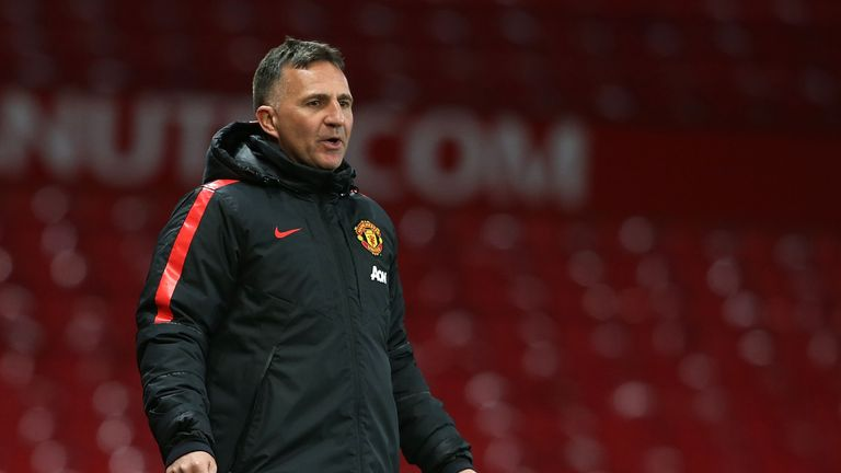 Warren Joyce played a key role in McTominay's development as reserves manager