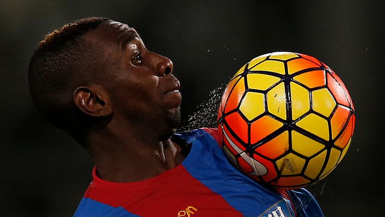 Yannick Bolasie has been missed by Crystal Palace, says Merse