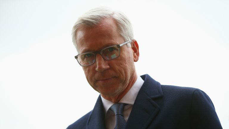 Crystal Palace manager Alan Pardew was delighted with his side's performance against Bournemouth