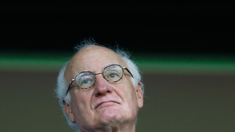Bruce Buck became Chelsea's chairman, succeeding Ken Bates, in 2004