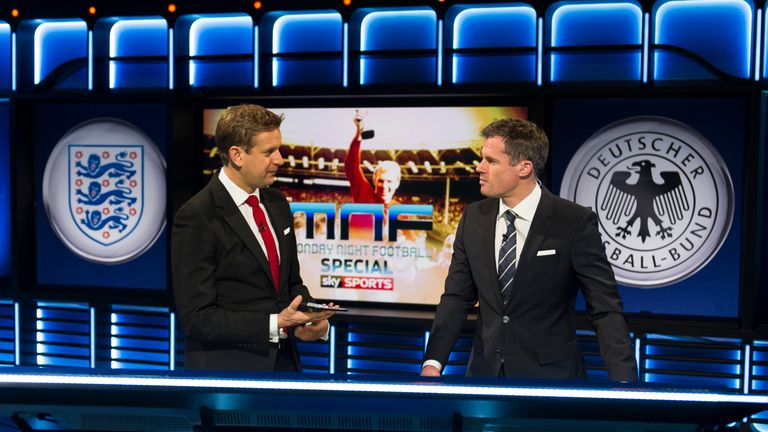 The Monday Night Football gang analysed the 1966 World Cup final