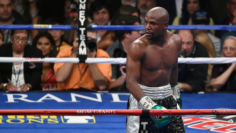 Floyd Mayweather would theoretically be able to come out of retirement and compete in Rio if the rule changes are rubber-stamped