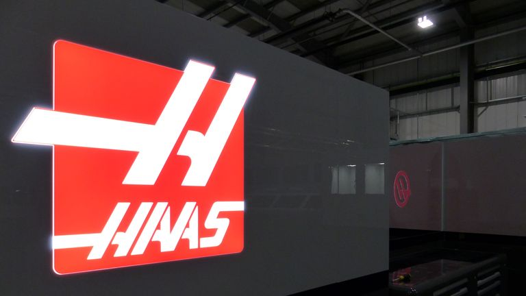 Haas F1 are set to take to the track for the first time on February 22 at the Barcelona test