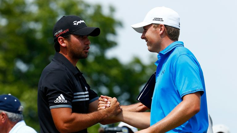 Spieth's nearest challenger at the top of the world rankings is Jason Day heading in to 2016