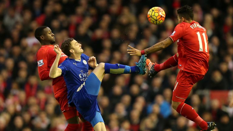Liverpool ended Leicester's unbeaten run on Boxing Day