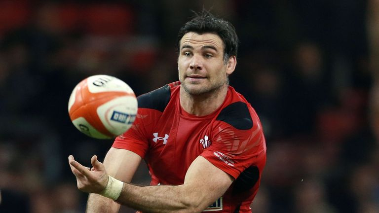 Mike Phillips won 94 caps for Wales