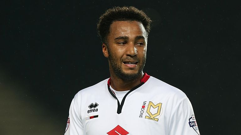 Nicky Maynard had a chance thwarted against his old club