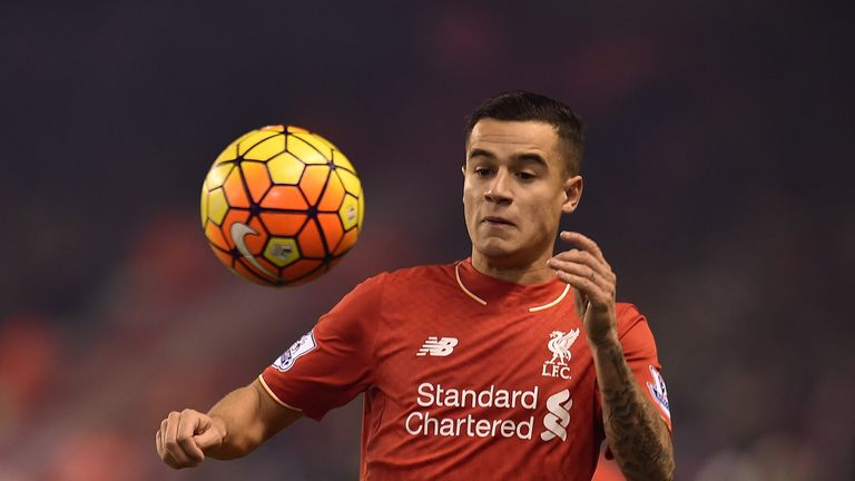 Philippe Coutinho and Liverpool must travel to Sunderland and West Ham