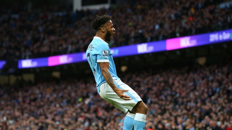 Raheem Sterling has had his moments since signing for Manchester City
