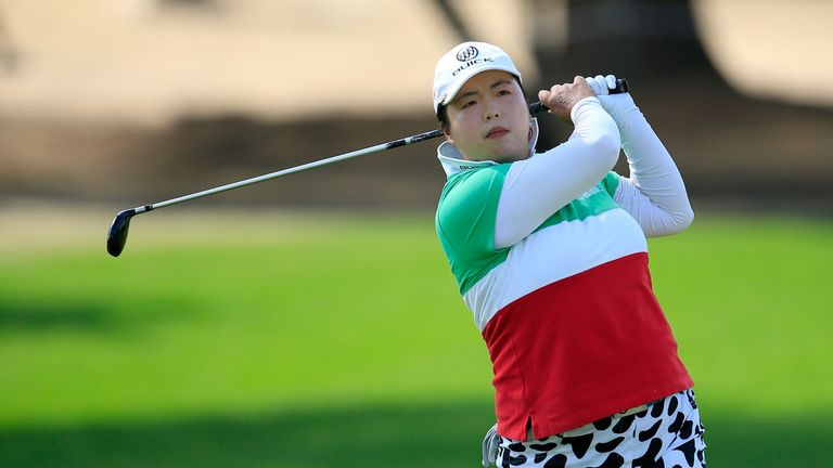 Shanshan Feng is targeting a medal at the Olympics in the hope it will change the negative view China has of the sport