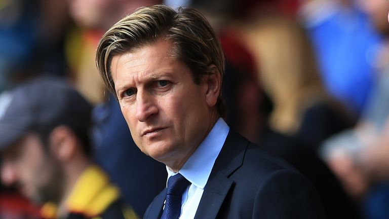 Crystal Palace chairman Steve Parish will retain an equal shareholding