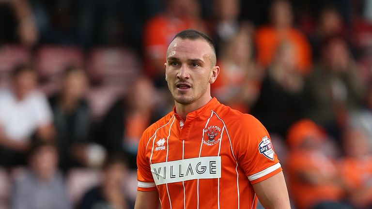 Tom Aldred has been voted the PFA Fans' Player of the Month for December in League One.