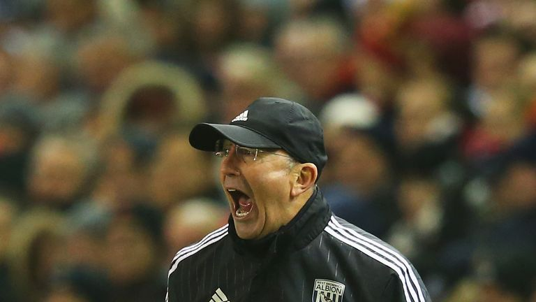 West Brom will be at Swansea on Boxing Day
