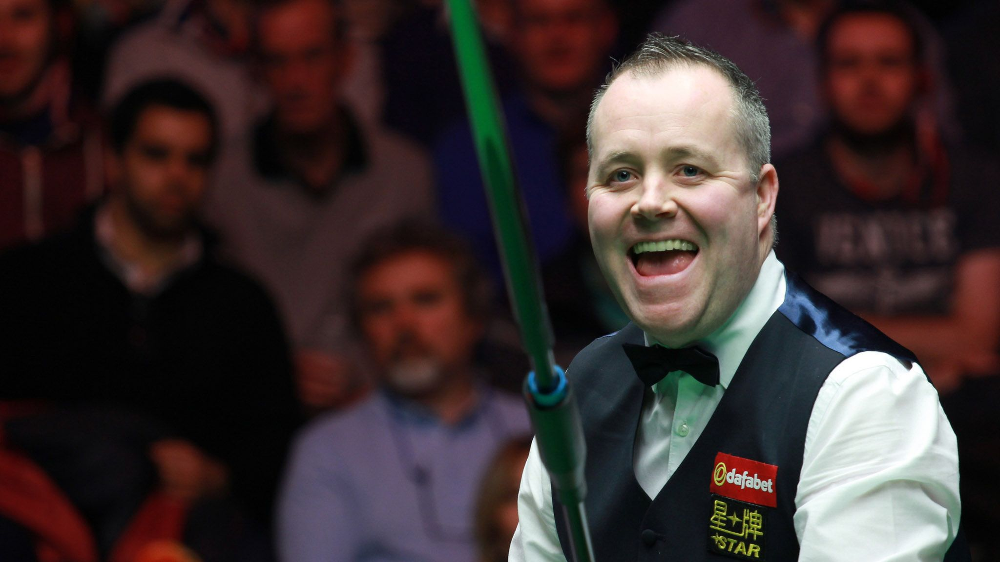 John Higgins Makes Maximum 147 Break At World Snooker Championship Snooker News Sky Sports