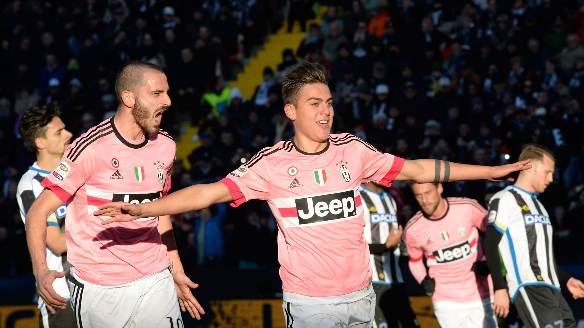 various colors 8a534 33403 Paulo Dybala is Juventus' jewel... but don't compare him ...