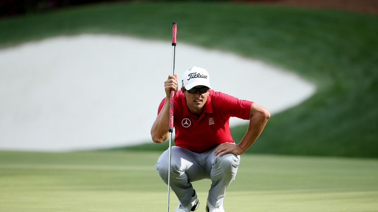 Adam Scott was one of the high-profile players to wield the long putter