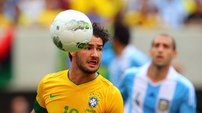 Pato has scored 10 goals in 27 appearances for Brazil but has not played for the national side since a 2-0 friendly win over Zambia in October 2013