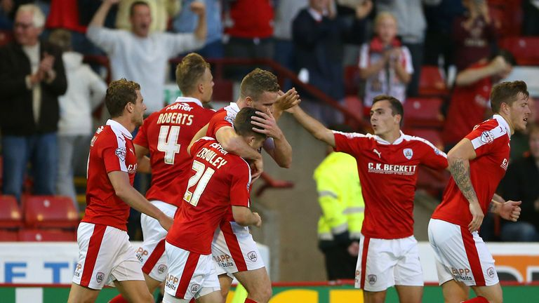 Barnsley: Crucial victory