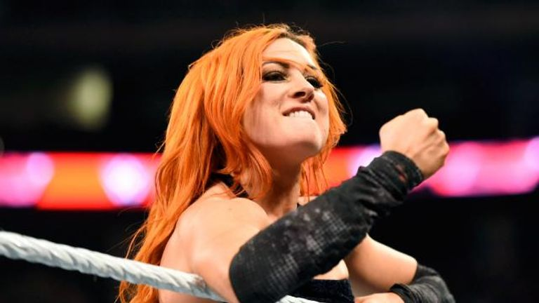 Devlin has trained with Smackdown Superstar Becky Lynch