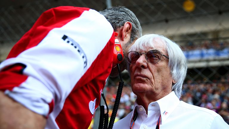 """It's a little bit Italian,"" says Bernie Ecclestone as Monza contract saga drags on"