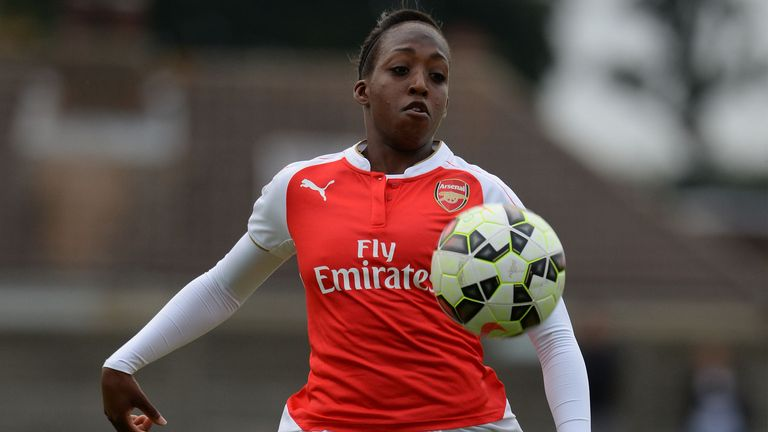 Arsenal and England striker Danielle Carter was recently appointed to the FA Council