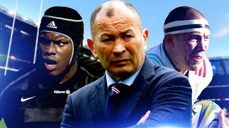 Who will Eddie Jones pick for England? Follow our live blog from 2pm on Wednesday to find out, or watch on SSN HQ
