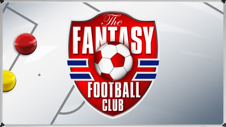Perry Groves is on this week's The Fantasy Football Club
