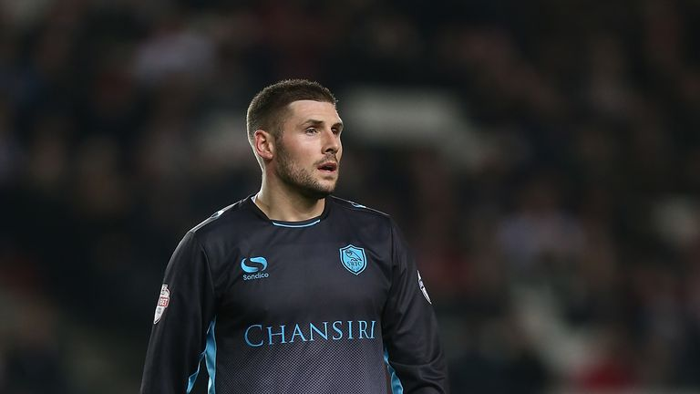 Gary Hooper scored twice for Sheffield Wednesday