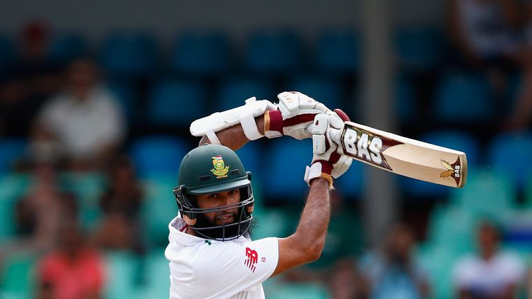 Hashim Amla stepped down after 18 months as South Africa Test captain