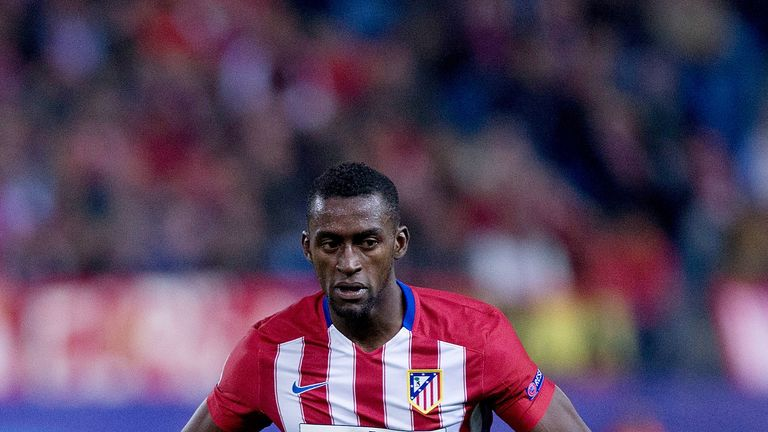 Jackson Martinez has left Atletico Madrid for Guangzhou Evergrande in a deal worth £31.8m