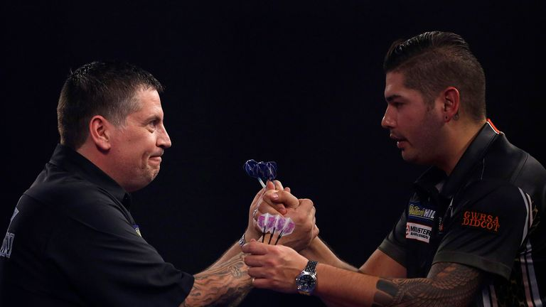 The Scotsman overpowered Klaasen with superior scoring and nerveless finishing