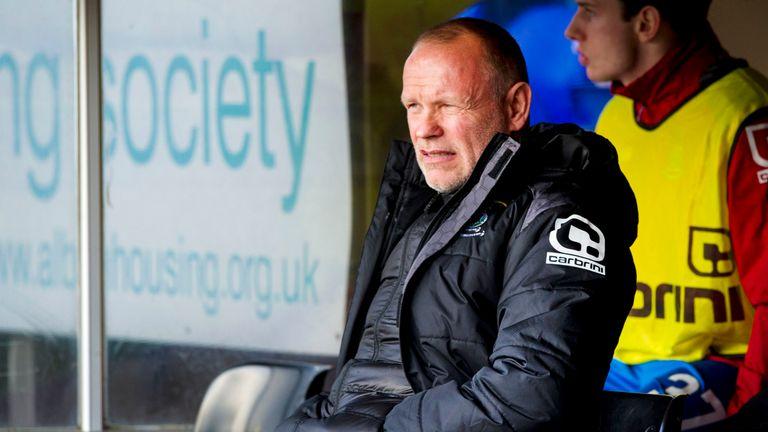 John Hughes led Inverness CT to Scottish Cup glory last season