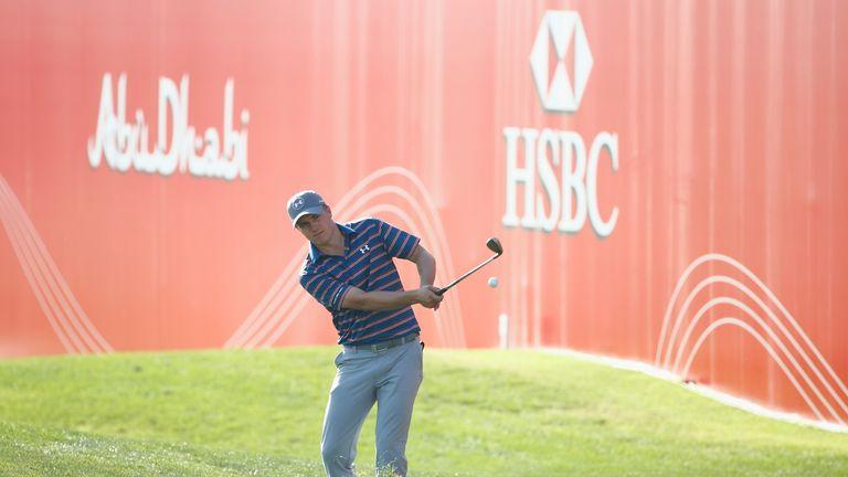 Jordan Spieth makes his first start in a regular European Tour event this week