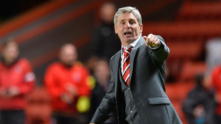 Jose Riga is back as Charlton manager