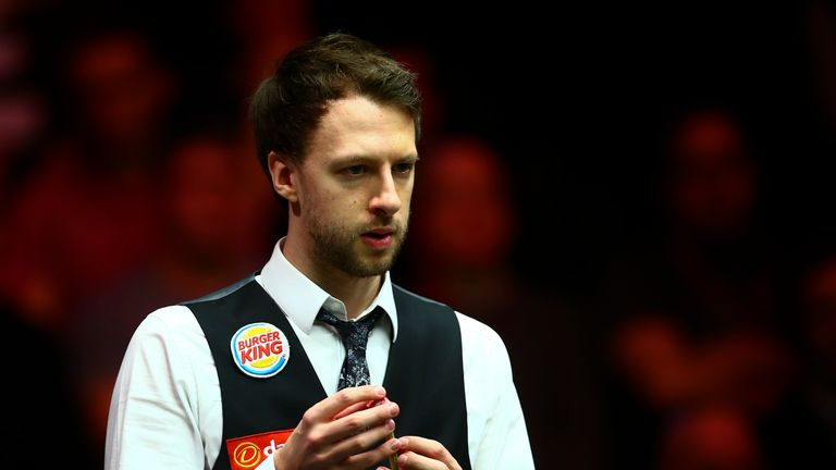 Judd Trump says he is feeling confident of Crucible success