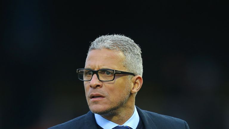 Keith Curle is the manager of Carlisle United
