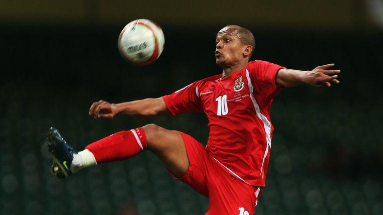 Earnshaw earned 59 caps for Wales