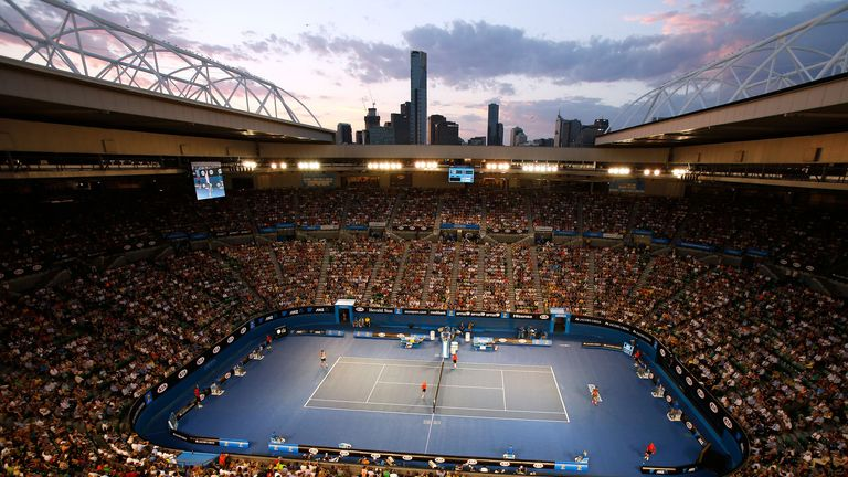 Australian Open adopts new final-set rules