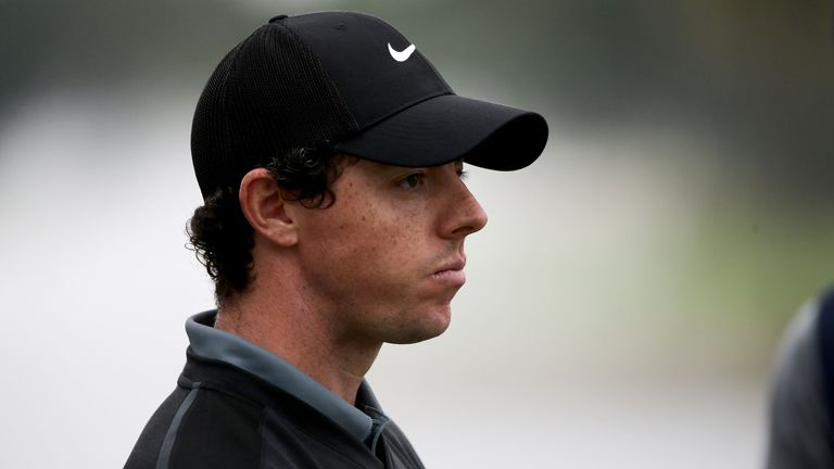 McIlroy posted his first missed cut of 2015 at last season's event