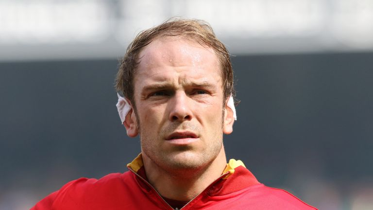 Alun Wyn Jones is ready to face England after a lengthy absence