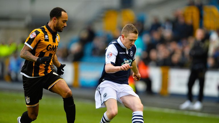 Shane Ferguson: Has recently made loan move permanent